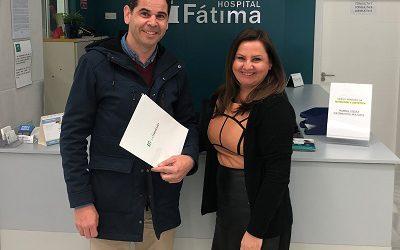 Limpiezas La Trinidad y Hospital Fátima firman un acuerdo...