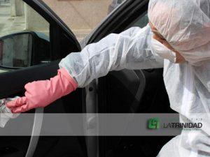 Consejos para desinfectar tu coche de coronavirus